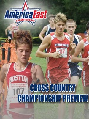 America East 2008 Cross Country Championship Preview