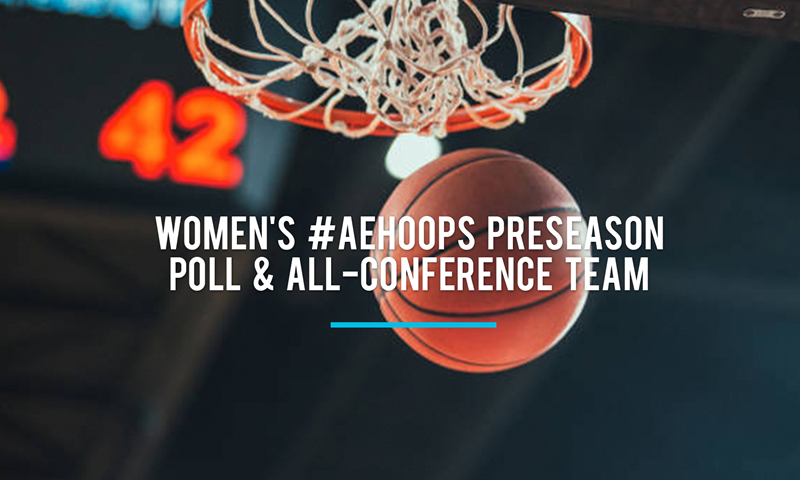 Maine Deemed Unanimous Women's #AEHoops Favorites; Millan Headlines Preseason All-Conference Team