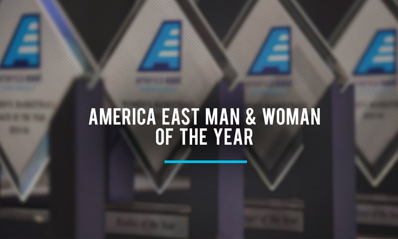 2018-19 America East Man & Woman of the Year Nominees Unveiled