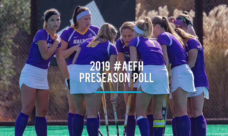 UAlbany, Stanford Unanimously Chosen as #AEFH Divisional Favorites